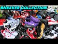 MY ENTIRE SNEAKER COLLECTION