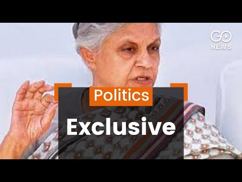 Exclusive: Sheila Dikshit Interview