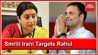 smriti-irani-takes-dig-rahul-gandhi-reports-contesting-wayanad