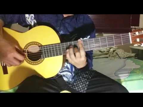 Iwan Fals - Yang Terlupakan (Fingerstyle Cover)