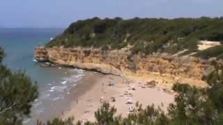 Calas naturistas de Calabeig, Waikiki, y la Savinosa - Tarragona - Naturist coves