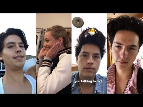 Cole Sprouse Instagram Stories / January-June 2018