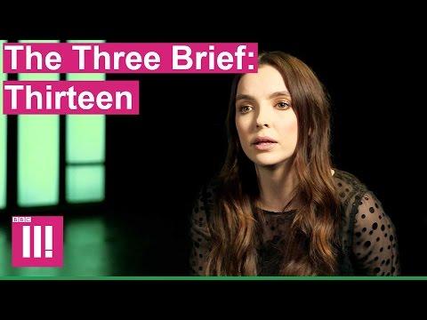 Jodie Comer from Thirteen | The Three Brief