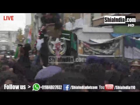 ShiaIndia.com LIVE Broadcast of Bibi Ka Alam Procession