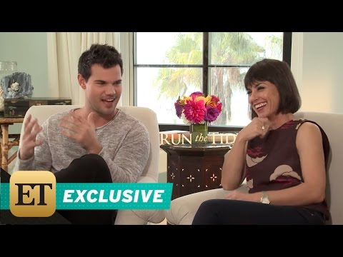 EXCLUSIVE: Constance Zimmer Wants Taylor Lautner to 'Spice Things Up' on 'UnREAL' Season 3