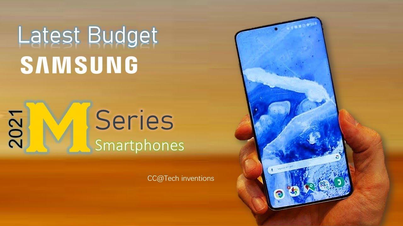 Download TOP 5 Best Latest Galaxy M Series Smartphones 2021   Best Samsung M series 2021