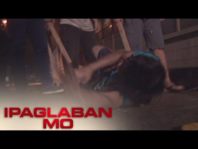 Ipaglaban Mo: Otep was beaten up