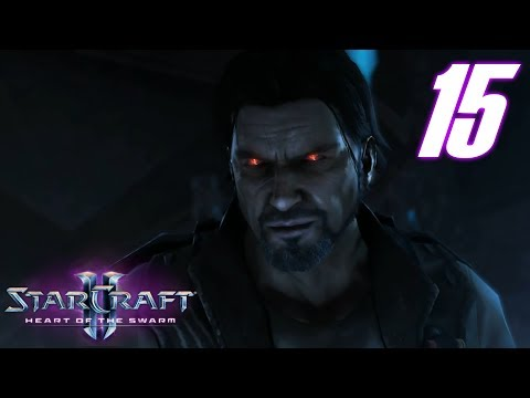 [Ч.15]StarCraft 2 Heart of the Swarm: Призраки пустоты (Эксперт)