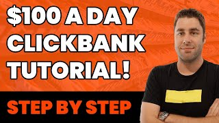 How To Make Money On ClickBank For Free $100 A Day! (Earn Money Online)