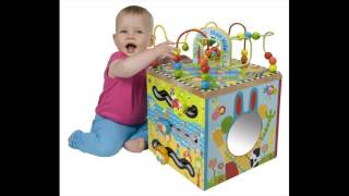 Best Toys For 1 Year Old Made In Usa!