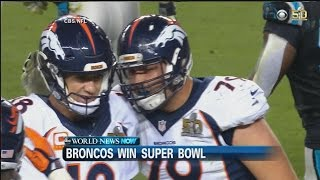 The Broncos Win Super Bowl 50 | ABC News
