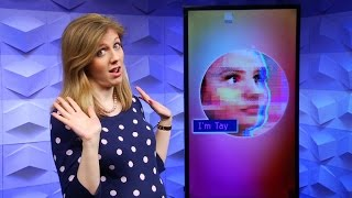 Microsoft's 'Tay' chatbot speaks like a teen. Whatevs. (CNET Update)