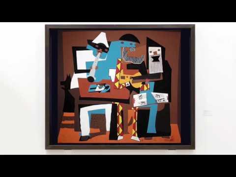 Happy-Picasso, Los Tres músicos (Pharrel Williams cover)