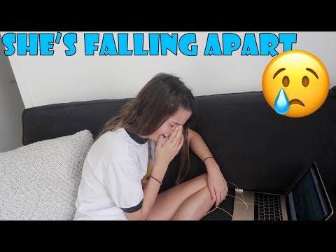 She's Falling Apart 😢 (WK 356.4) | Bratayley
