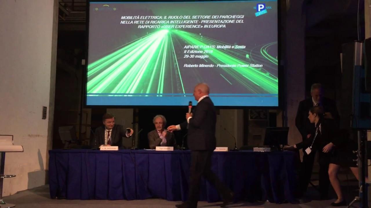 Roberto Minerdo interviene alla fiera PDays