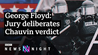 George Floyd: Will Derek Chauvin's trial change US policing? - BBC Newsnight