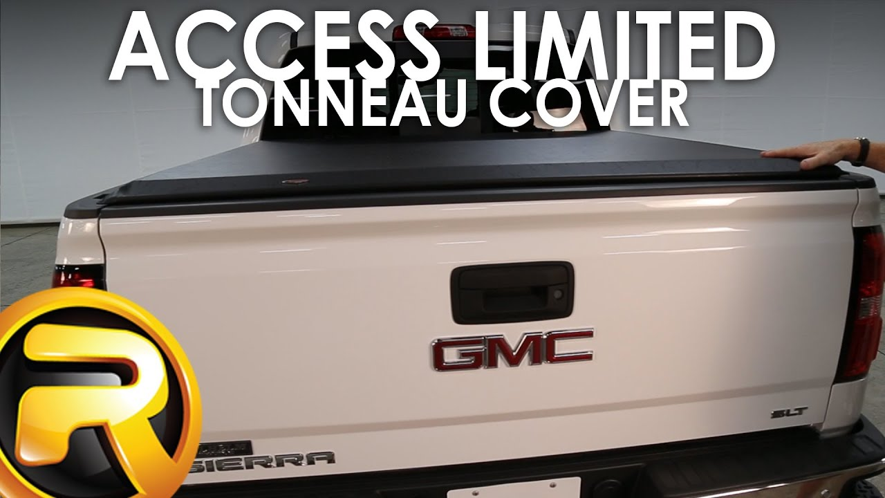 How To Install The Access Limited Tonneau Cover Youtube