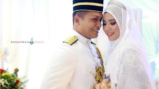 HIGHLIGHT Wedding Kpt. Afiq & Lt. Ain   Selayang, Selangor Mp3