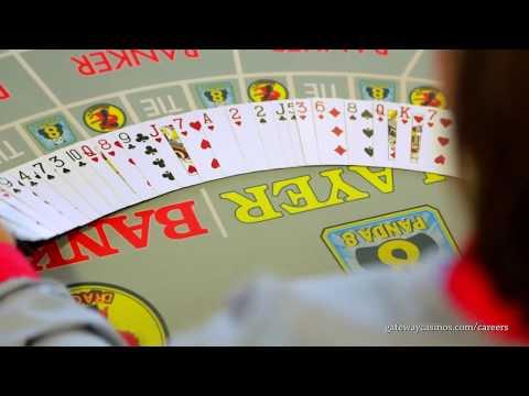 Casino Dealer career opportunities at Gateway