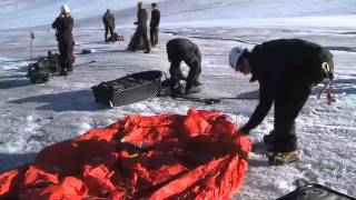Mike Horn Presents The PANGAEA Project - Nunavut, Canada Glacier Expedition #9