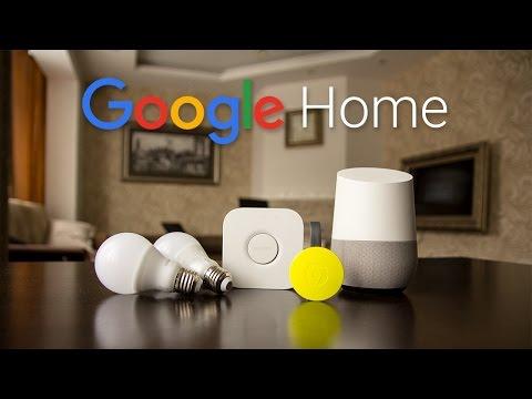 Google Home - Cum să-ți faci casa smart (Review...