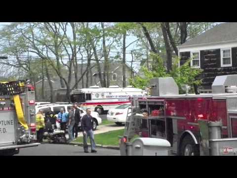 Tremont Avenue Blaze, Shark River Hills, NJ 2013