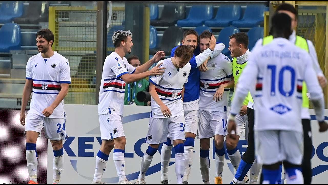 Download Udinese 0:1 Sampdoria | Serie A Italy | All goals and highlights | 16.05.2021