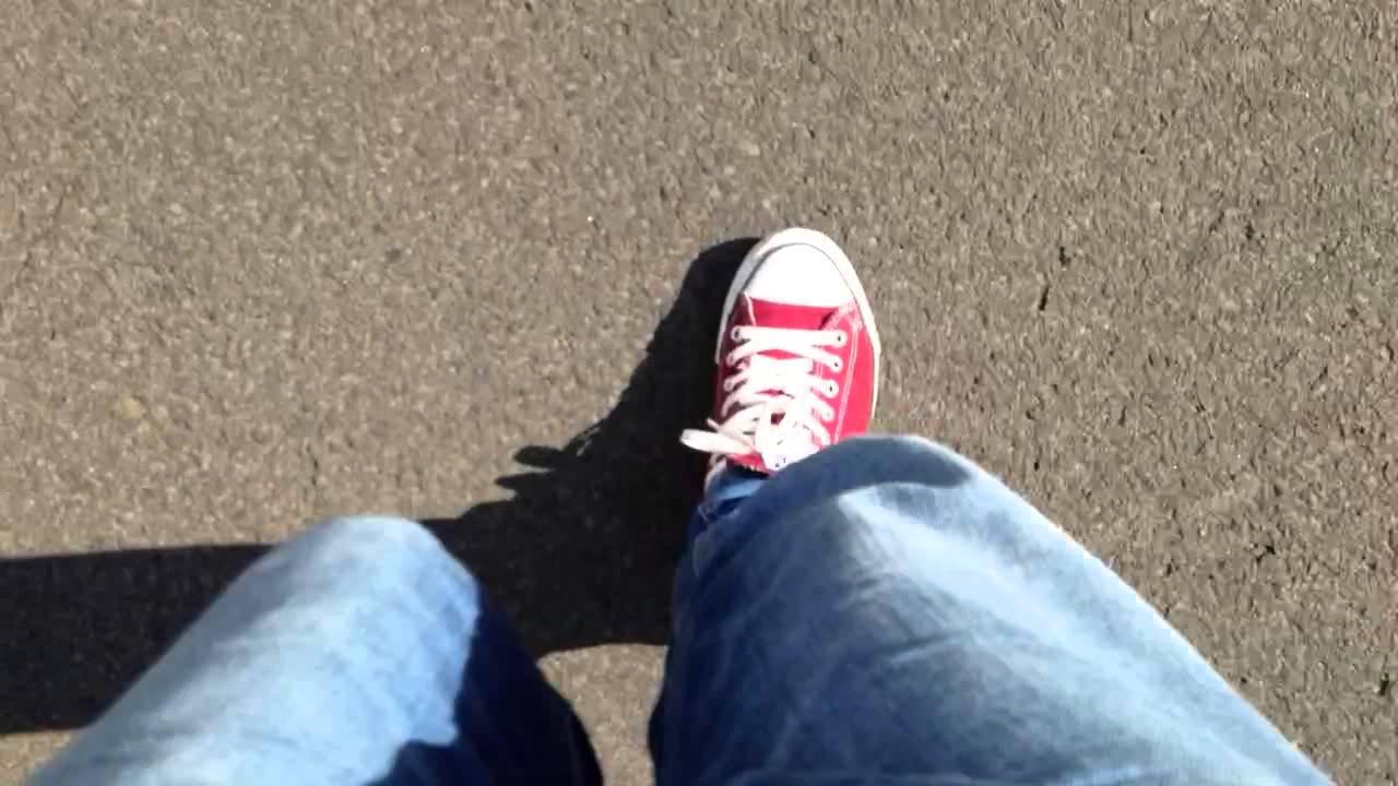 Quietschende Schuhe  Geocaching