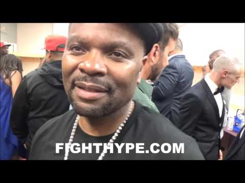 "JAMES PRINCE ""PROPHECY"" REACTION TO ANDRE WARD'S KNOCKOUT OF KOVALEV: ""THAT BOY GOT QUIT IN HIM"""