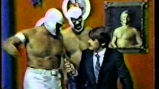 PAT ROSE & Mr Wrestling 2 Southeastern CW