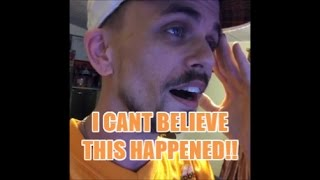 UNBELIEVEABLE! Tennessee Vols v. Georgia 2016 reaction video!
