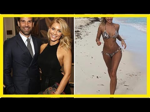 TV presenter Gethin Jones has split from stunning underwear model Katja Zwara