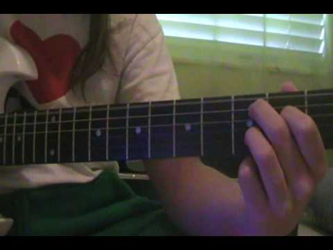 Crappy Remembering Sunday Guitar Tutorial I Was 12 Beware Youtube