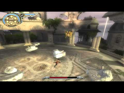 Prince of Persia The Two Thrones:The Terrace |