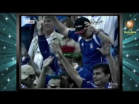 Hello everyone. I made this video about Greece's victory of the 2004 Euro. Hope ya'll like it.