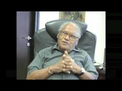 CNR Rao's Chemistry Centre welcome address