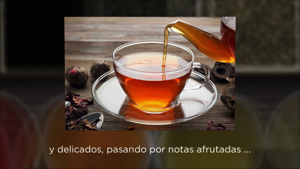 Tienda de té e infusiones