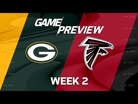 Green Bay Packers vs. Atlanta Falcons   Week 2 Game Preview   Move the Sticks