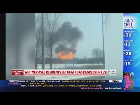 Officials: Turn down heat amid natural gas problems