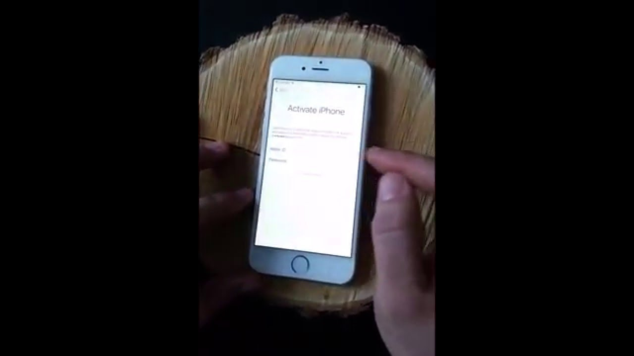 locked iphone 6 how to unlock iphone 6 with icloud activation lock 12592