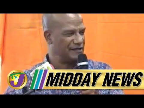 Another Pandemic Election in Jamaica?   TVJ Midday News - June 23 2021