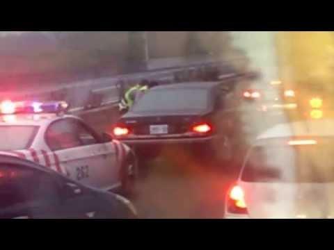 國道ㄧ號警察追逐戰
