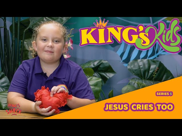 Jesus Cries Too