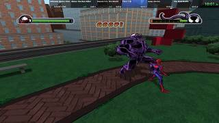 [World Record] Ultimate Spider-Man [PC] School