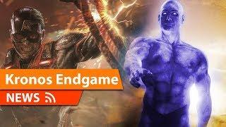 KRONOS the Secret Villain of Avengers Endgame Theory Explained
