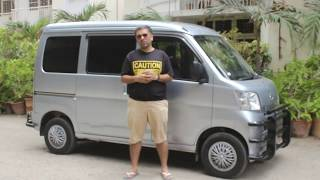 official Review - BamWheels - Daihatsu HiJet