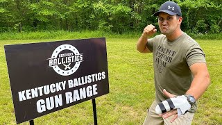 How Is Kentucky Ballistics ???