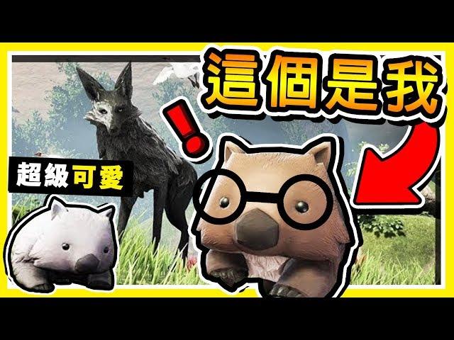 【Lost Ember】我變成可愛的小袋熊,這款遊戲美呆了😂 !! 阿神2019年玩過【最棒的遊戲】!!