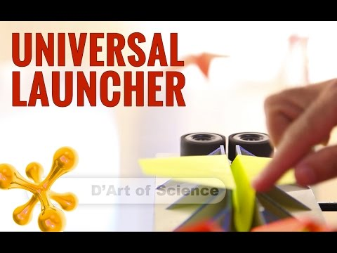 How to make a Launcher DIY - dArtofScience