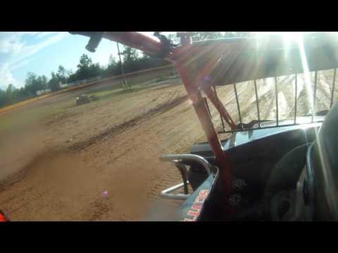 Chloe Andreas Racing - Hamlin Speedway 7/8/17, 4th quick!